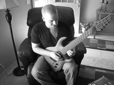 Zack and Conklin 8-string